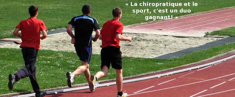 Sport et chiropratique