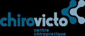 Logo du Centre chiropratique Chirovicto du Dr Sylvain Houle, chiropraticien