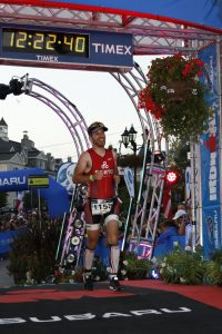 Deuxième Ironman du Dr Sylvain Houle chiropraticien