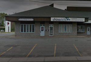 photo du centre chiropratique Chirovicto